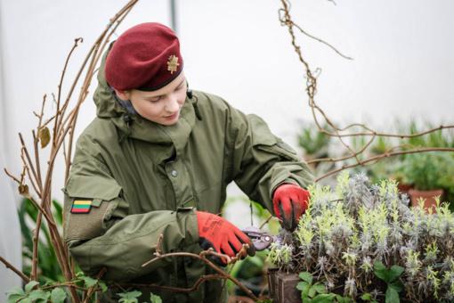 Krašto apsaugos savanorių pajėgos mini 27-ąsias įkūrimo metines