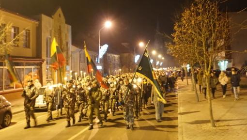 Plungės kultūros centras kvietė į Laisvės gynėjų dienos ir pirmuosius Lietuvos Valstybės atkūrimo šimtmečio renginius (FOTO)