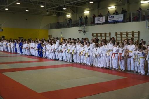 Laisvės gynėjų diena paminėta kovomis ant tatamių