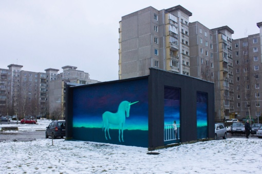 Meno festivalis NYKOKA: vienaragiai Kaune