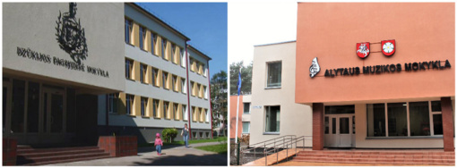 Šiemet bus atnaujintos Muzikos mokyklos ir Dzūkijos pagrindinės mokyklos patalpos