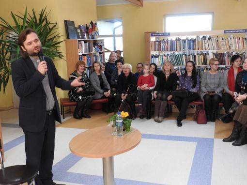 Gerumo pamoka Ignalinos bibliotekoje