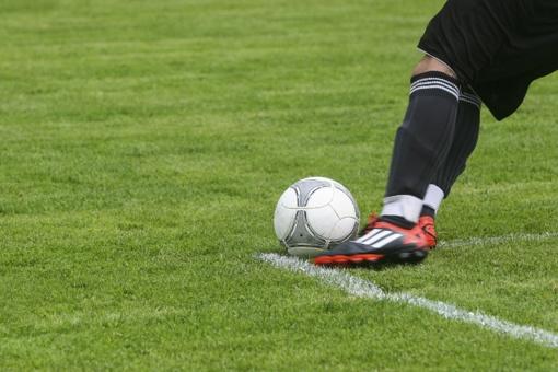 """""""Sūduvos"""" futbolininkai iškovojo lengvą pergalę Klaipėdoje"""
