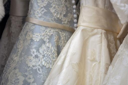 Vestuvinė suknelė išsiųsta, o pinigų - nė kvapo