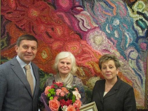 Danutai Moločko – 70 metų