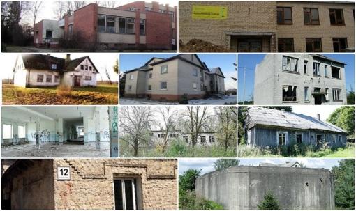 Pakartotinai skelbiami Tauragės rajono savivaldybės nekilnojamo turto aukcionai