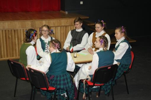Paminėtos 95-osios Klaipėdos krašto prijungimo prie Lietuvos metinės