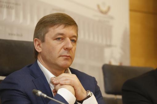 R. Karbauskis apie inicijuojamą parlamentinę komisiją: jeigu nori, gali tirti