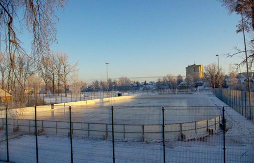 Gera žinia laukiantiems čiuožyklos