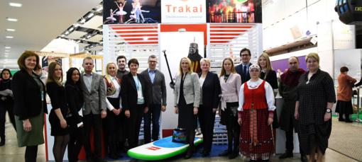 """Trakai """"Adventur 2018"""" parodoje: žali, sportiški, interaktyvūs"""