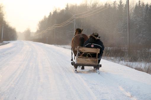 Snieguotose gatvėse – daugiau techninių avarijų