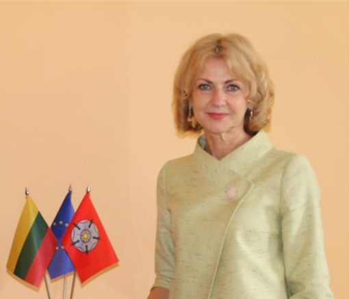 Alytaus miesto savivaldybės vicemerė Valė Gibienė pažeidė įstatymą