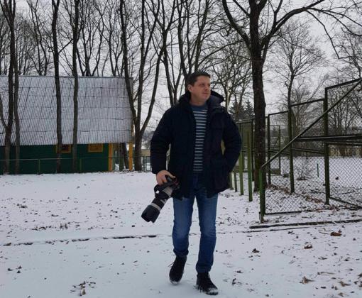 """Fotografiją įsimylėjęs pareigūnas M. Jackevičius: """"kartais nuotrauka gražesnė nei realybė"""""""