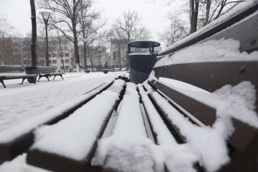 Orai: geros žinios – tikra žiema neskubės trauktis