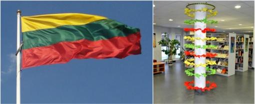 Pagėgių savivaldybės viešojoje bibliotekoje – gražiausi žodžiai Lietuvai