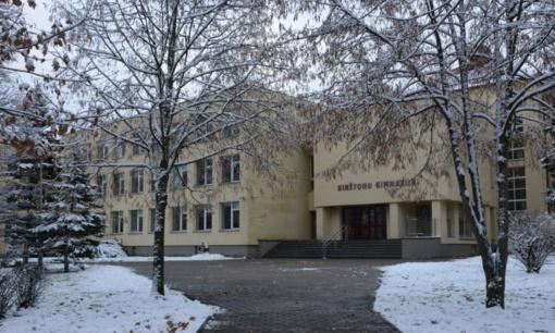 Bazinė egzaminų mokykla – Birštono gimnazija