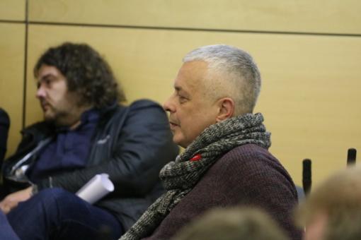 Tirs Šiaulių miesto savivaldybės politiko A. Kulikausko elgesį