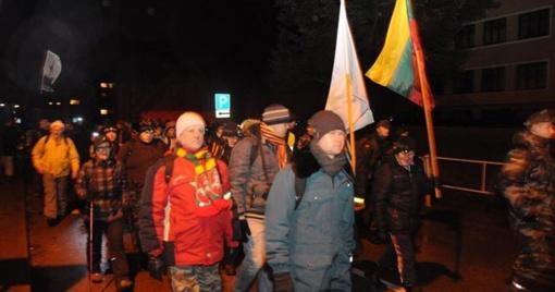 Palangoje startuos tradicinis naktinis pėsčiųjų žygis