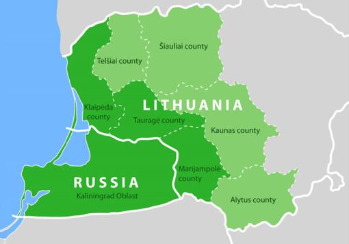Naujos bendradarbiavimo galimybės Lietuvos ir Rusijos pasienio regionams