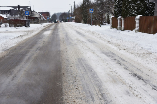Kaip šią žiemą Šalčininkuose bus prižiūrimi rajono keliai?