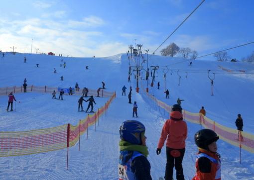 Pasaulinę sniego dieną kviečia sutikti ant Kalitos kalno