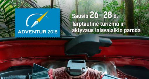 Tauragės kraštas bus pristatomas tarptautinėje turizmo parodoje