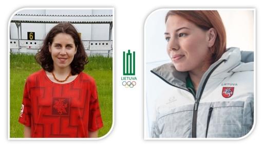 Žiemos olimpinėse žaidynėse – net 2 visaginietės