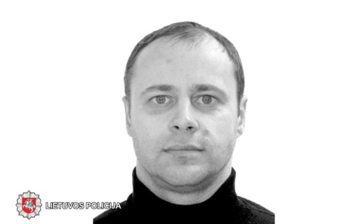Panevėžio policija ieško dingusio be žinios vyro