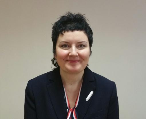 Darbą pradeda nauja sveikatos apsaugos viceministrė Lina Jaruševičienė