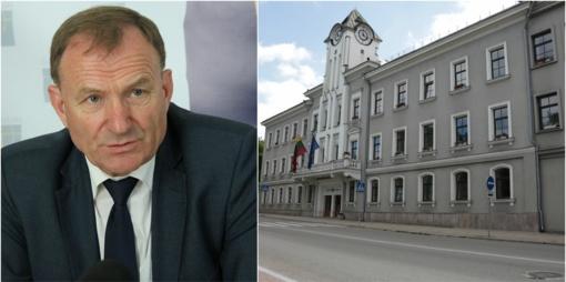 Savivaldybės administracija ir direktorius - korupcijos skandale?