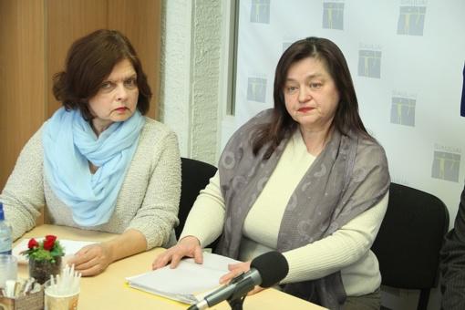 Apie save priminę Šiaulių nevyriausybininkai tikisi susigrąžinti gerą vardą (vaizdo reportažas)