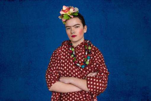 """""""Įkvėpimai pagal Frida Kahlo"""""""