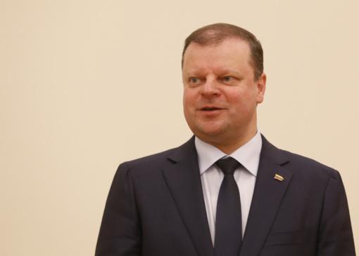 S. Skvernelis: sunkiai pramušama biurokratijos siena kenkia investicijoms Lietuvoje