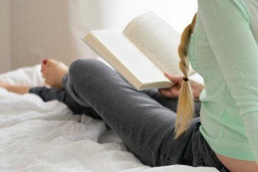 Onkologiniai ligoniai patiria depresiją: kančią švelnins knygomis