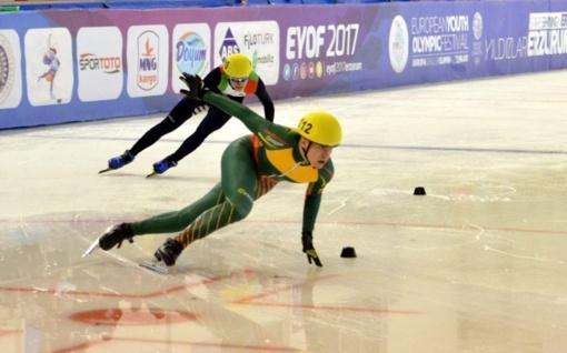 Čiuožėjas S. Ramanauskas varžybose Vengrijoje užėmė ketvirtąją vietą