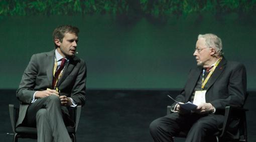 V. Landsbergis: mokytojas turi būti ne tik prestižinė, bet ir pašaukimo profesija