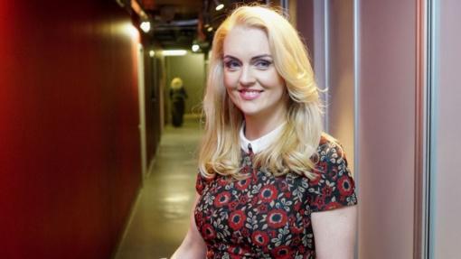 Dainininkė R. Ščiogolevaitė laukiasi ketvirtos atžalos