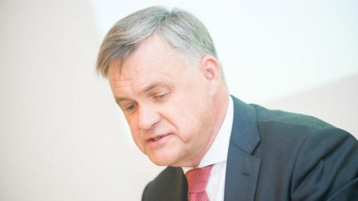 Naujasis Mažeikių rajono savivaldybės garbės pilietis – Robertas Dargis