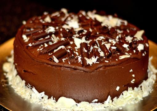 Šokoladinis įsimylėjėlių tortas