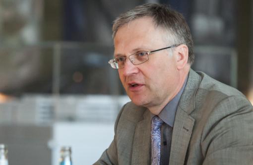 Lietuvos universitetų rektorių konferencijos prezidentu išrinktas VU rektorius
