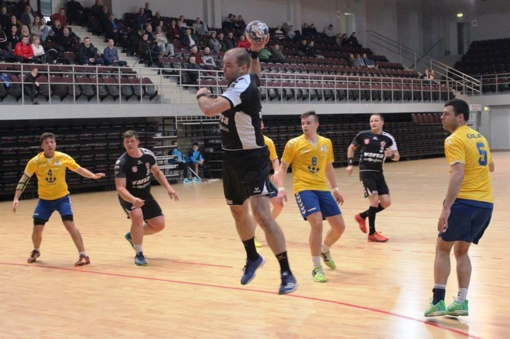 Dzūkijos derbį Lietuvos rankinio lygoje laimėjo alytiškiai