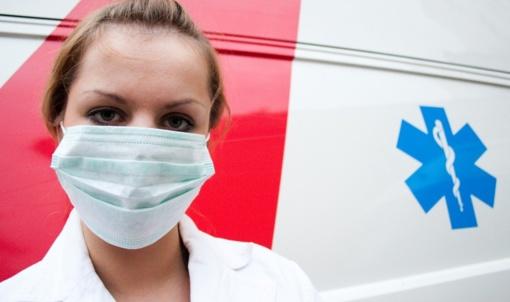Sergamumas gripu ir ūminėmis viršutinių kvėpavimo takų infekcijomis mažėja
