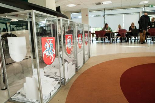 Zanavykų rinkimų apygardoje prasideda išankstinis balsavimas