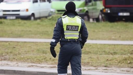 Praėjusią parą Lietuvos keliuose sužeista 10 žmonių