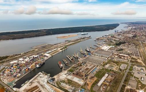 Galimas scenarijus: sprogus laivui su trąšomis, būtų nušluota pusė Klaipėdos