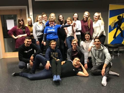 Mokomės vieni iš kitų: Erasmus+ projekto SHARE mokymai Norvegijoje