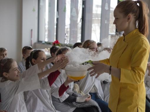 Lietuvos mokinių kūrybiškumas bei rūpestis aplinka sulaukė apdovanojimų (FOTO)