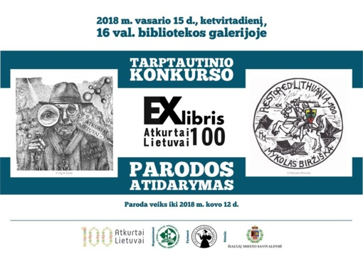 Paroda Lietuvos valstybės atkūrimo šimtmečiui