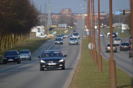 Nebesikratysime duobėtomis gatvėmis ir dulkėtais žvyrkeliais – Šiaulių infrastruktūra keisis neatpažįstamai