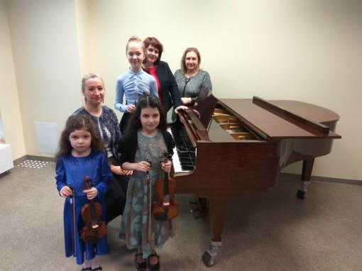 Sveikiname respublikinio pianistų konkurso nugalėtojus 2018!